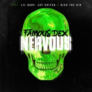Instrumental: Famous Dex - Nervous Ft. Lil Baby, Jay Critch & Rich The Kid (Produced By Take A Daytrip)